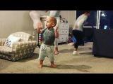 Саша Зверева   Family dancing