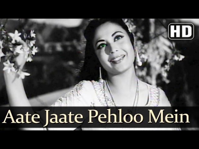 Aate Jaate Pehloo Mein HD Yahudi Songs Dilip Kumar Meena Kumari Lata Mangeshkar