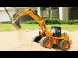 The Excavator - New Diggers Cartoon | Kids Video - World of Cars for children