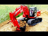 Videos for Kids GIANT Excavator Digging in the city | Construction Trucks Cartoon for children
