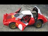 Speedy Yarış Arabası ve araba - Eğitici çizgi film. Yarış arabalarla renkleri öğreniyoruz!