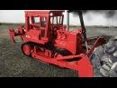 Красный Бульдозер попал в беду Мультики про МАШИНКИ на Стройке Видео для детей