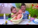 Baby Born Doll Bath Time Играем и Купаем Куклу Беби Борн
