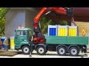 Le Camion EXTRÊME Dans la boue pour bébés Vidéo Éducative de Voitures Dessin animé français