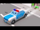 Полицейская Машина - ЭКСТРИМ-ДРИФТ СУПЕР Сборник Видео для детей