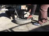 Приспособление для бортировки шин