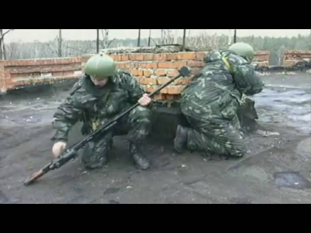 Это произведение оружейного искусства сеет ужас в бою Снайперская винтовка ОСВ 96
