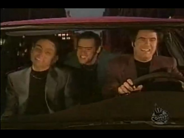 Посмотрите это видео на Rutube: « (Джим Керри -Ночь в Роксбери _ Jim Carrey - A Night 1993 год музыка 90-х »