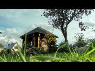 Русский дом у озера