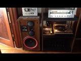 Kenwood kR-8010 Reciever, Cerwin Vega D-9 Speakers, Technics SL-3350 Turntable, MXR Equalizer