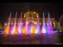 Поющие фонтаны 2017 / Площадь Республики Ереван, Hanrapetutyan hraparak, Yerevan Armenia