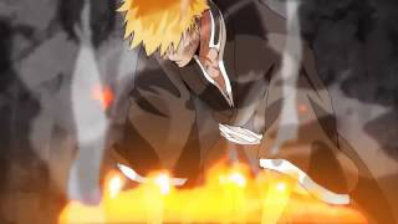 Ichigo´s True Zanpakuto FanAnimation Озвучил Everly Bleach manga 542 Блич манга 542