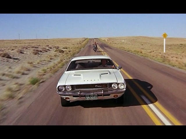 Vanishing Point 1971 Roadhouse Blues