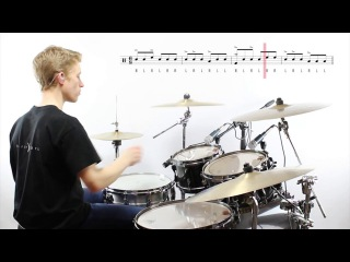 Daily Chops #155 – Double Paradiddle Fill