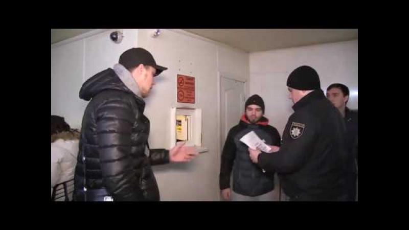 Активісти вилучили незаконні гральні автомати на Обухівщині