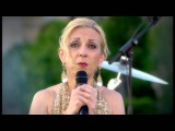 Natalie Dessay performs 'Papa, Can You Hear Me' with Michel Legrand, Versailles Palace, France.