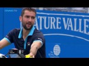 Cilic powers into last eight Querrey and Lopez also through Queen's 2017 Highlights Day 4