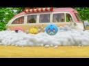 Мультики про машинки и путешествия - Дуда и Дада - Все серии подряд - Сборник 3 - Мультфильмы 2016