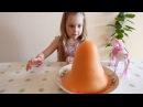 Извержение вулкана. Проводим опыты для детей в домашних условиях