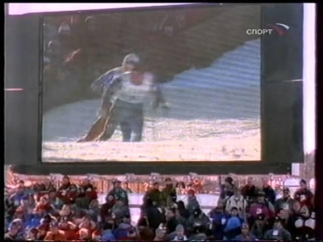 Лиллехаммер-1994год.Обзор лыжных гонок.(часть 2)