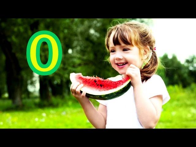 Розвиваюче відео для дітей українською мовою, ВЕСЕЛІ ЦИФРИ
