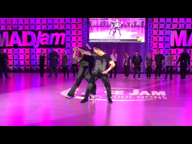MADjam 2017 Champions Strictly Swing Hugo Miguez Lemery Rollins