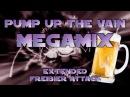 Pump Up The Vain Megamix (Extended Freibier Attack) - Technotronic, Culture Beat, Bizz Nizz and more