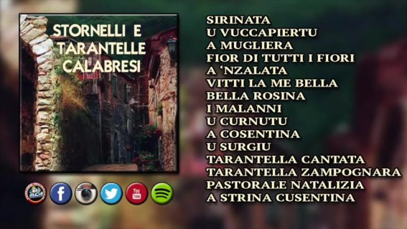 Stornelli e tarantelle Calabresi FULL ALBUM mp4
