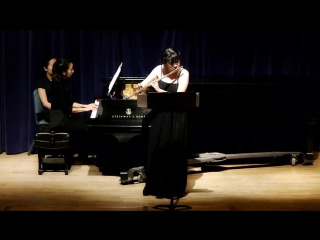 Жан-Мари Леклер - Соната для флейты и фортепиано ми минор, op.2