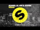 ALVARO, Lil Jon  JETFIRE - Vegas (Official Audio)