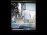 Відео з моменту застосування зброї з охорони Яроша.