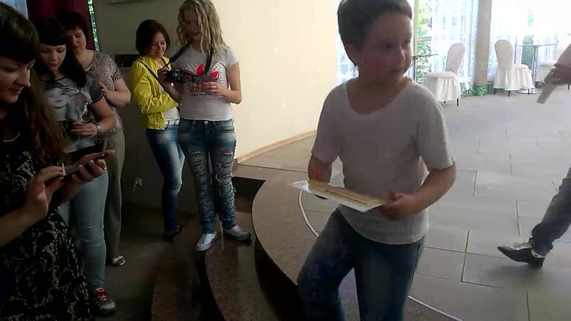 награждение деток (8)Baeva Elena\Zodiak -dance\Donetsk
