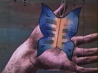 ★Группа Киномир Кавказ★ Мультфильм Пёсτραя δαδочкα - Грузия-фильм (1981)