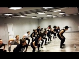 G- Fruits #13DanceStudio - #le0o - Гасим #locking 😁