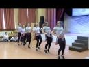 Современный танец старшие. Рук. Бондаренко Катя