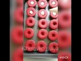 капкейки красный бархатred velvet cupcakes