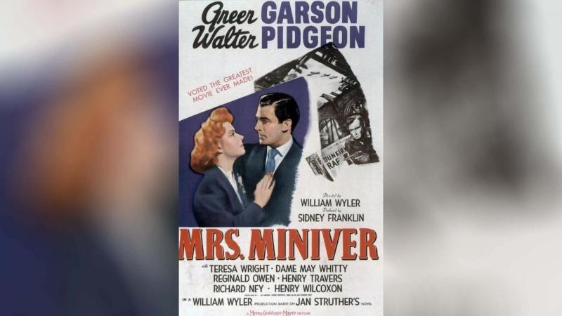 Миссис Минивер (1942) | Mrs. Miniver