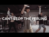 1Million dance studio Can't Stop The Feeling - Justin Timberlake / Beginners Class