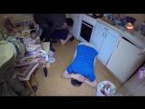 Появилось видео задержания 12 членов террористической группы в Калининграде