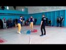 Рипка Никита. Первый бой на Все Украинском Турнире по Фри-Файту Не полный
