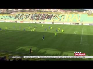Istra 1961 - Dinamo 0-3, izvjesce (HNL 25. kolo), 19.03.2017. HD