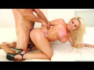 Alexis Ford (big tits, big boobs, sex, porno, oiled)