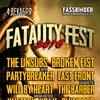 FATALITY FEST 2016