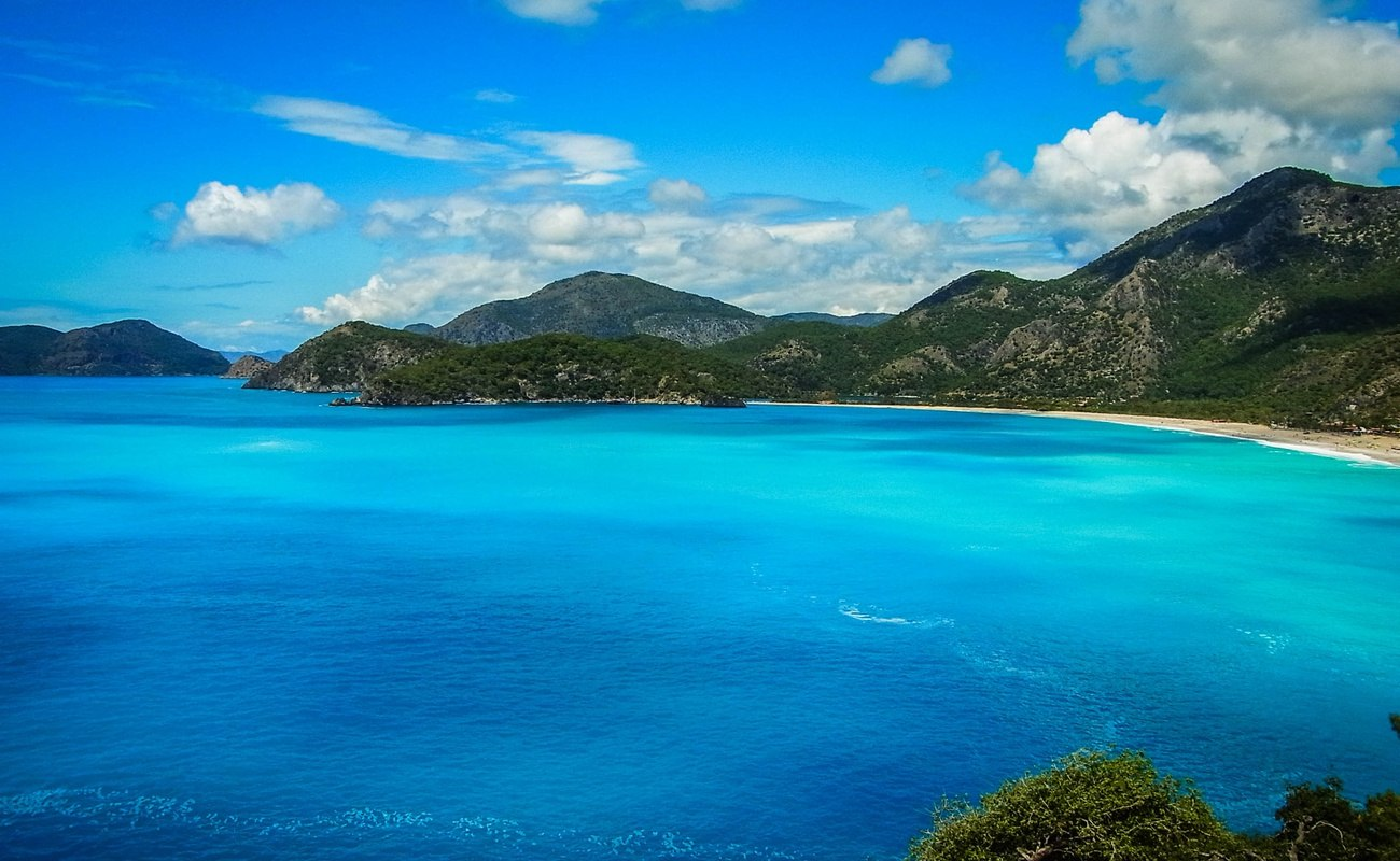 Лучшие песчаные пляжи Турции - описание, фото 95