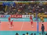 16.11.2006. Волейбол. Чемпионат мира. Женщины. Финал. Россия - Бразилия