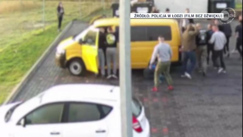 Piast Gliwice Several Piast Gliwice fans attacked by Wisła Sandomierz and Siarka Tarnobrzeg hools