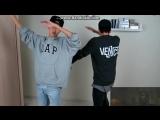 Как я танцую с друзьями (1)