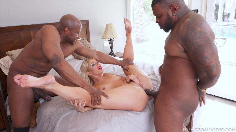 Ashley Fires [HD 1080, all sex, ANAL, DP, interracial, MILF, big ass, new porn 2016]