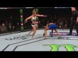 #UFC208 crazy GDR