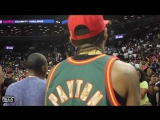 Fabolous Brings Out GS9 Shmurdas for  Hot Nigga  ft Rowdy Rebbel  Bobby Shmurda EBC Game   7.27.14